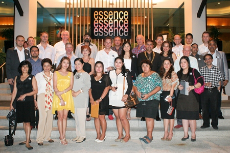 Almost 40 Skallegues and guests attended the first Skål International Pattaya & East Thailand meeting at the Amari Orchid Pattaya.