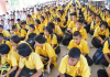 Students at Pattaya School No. 11 are being encouraged to read 16 books this coming school year.