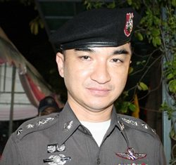 Pol. Col. Suwan Cheaonawinthawat.