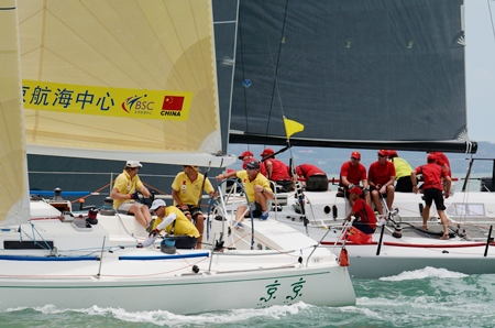 The 2013 Top of the Gulf Regatta starts this Friday, May 3 and promises five days of spectacular sailing competition off the coast of Pattaya & Jomtien.