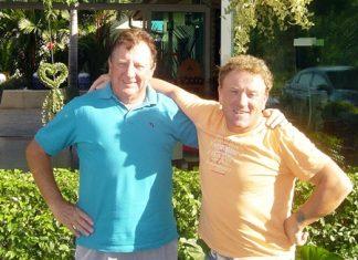 Brian Maddox & Paul Smith.