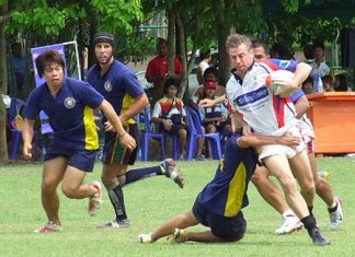 Enjoy a feast of great rugby this weekend as the Amari Orchid Pattaya Chris Kays Memorial Rugby Tournament gets underway at Horseshoe Point.