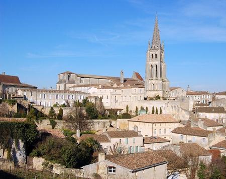 St. Emilion, Bordeaux (Photo: Fabien)