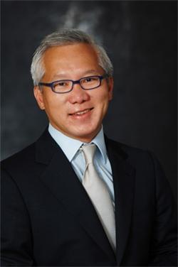 New Raimon Land CEO, Johnson Tan.