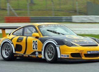 B-Quik Super Series Porsche.