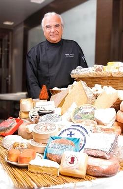 Gérard Poulard - The Cheese Master.