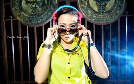 DJ Queen P.