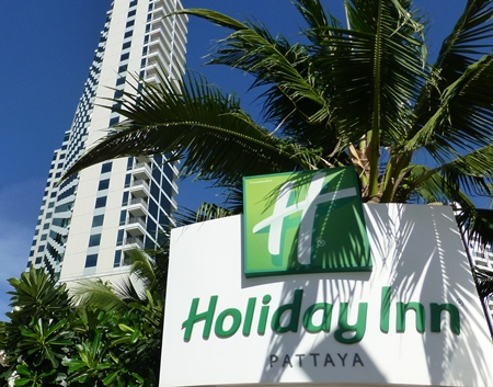 Holiday Inn Pattaya will be the venue for the inaugural PPA property auction on Sunday, June 16.