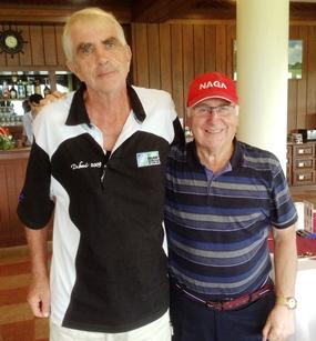 Dick Braimbridge & Ian Masterson.