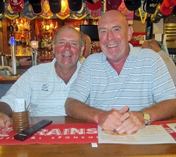 Bob Watson and Mike O'Brien.