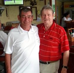 Jimmy Middleton & Daryl White.