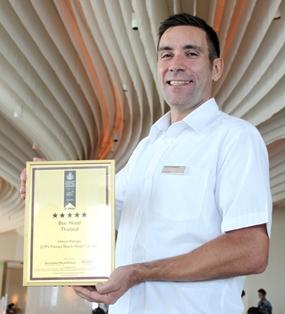 Philippe Kronberg, General Manager of Hilton Pattaya.