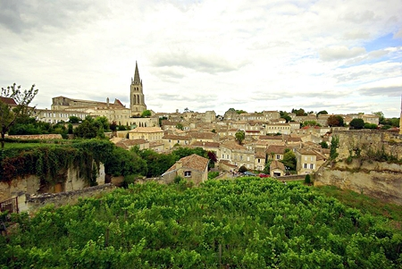 St. Emilion (Photo: Adam Baker)