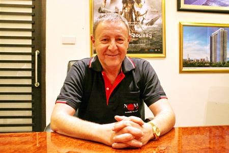 Nova Group CEO Rony Fineman.