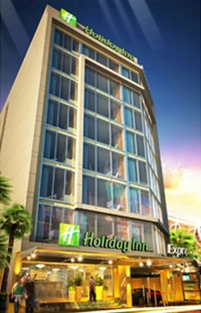 Holiday Inn Express will be coming soon to Pattaya.