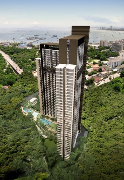 Unixx South Pattaya condominium.