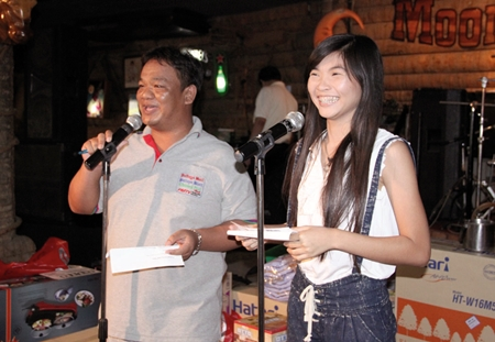 It was a super fun night thanks to Thanawat Suansuk 'King' and Pawinee Kaewkert 'Ae'.