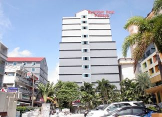 City Hall is threatening court action to tear down South Pattaya's Boutique Hotel nearly a year after discovering the owner illegally added four floors and violated building codes with an under-construction annex.