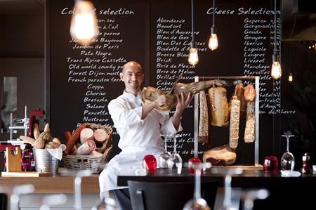 Chef Sylvian Royer at Pullman Pattaya Hotel G