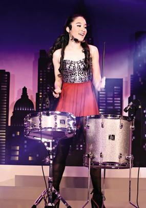 Natalia - Girl on Fire.
