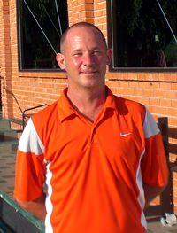 Jim Cleaver - winner at Phoenix.