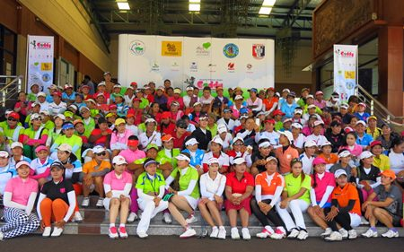 The Amazing Thailand Singha Caddy Championship will take place at Siam Plantation golf course on Sept. 16.