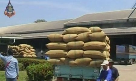 Thailand sees rice export deficit for first 7 months - Pattaya Mail
