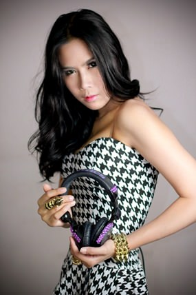 DJ Sue Ice at Hard Rock Hotel Pattaya on Sept 21.