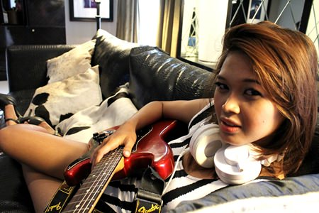 Anastasia Dewi – Hard Rock Bali.