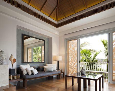 BLINK worked on the interiors at Regent Phuket Cape Panwa resort.