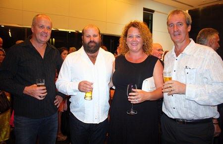 Andrew Fromholtz, Matt Allen, Mel Allen and Brent Cockerill.
