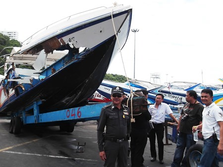 Two Chinese tourists were killed, 8 others injured and the twin-engine Chok Suwanna 17 was destroyed in a deadly August 28 crash at sea.