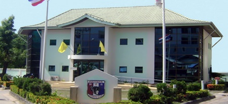 The Pattaya Sports Club office is located at 3/197 Pattaya 3rd Road (adjacent to the Pattaya Driving Range).