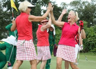 Join the ladies for a fun day out on the golf course and help raise funds for a worthy cause.