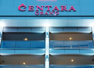 Centara Grand Phratamnak Pattaya opened its doors to the public on October 15.