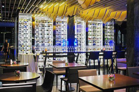 The Oceana Restaurant.