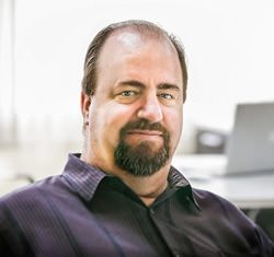 AddressTalk CEO, Graham Brain.