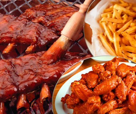 Wednesday Ribs & Wings at Tavern by the Sea.