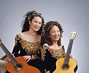 Yoko Fujimori and Shinobu Sugawara – the Maria Duo.
