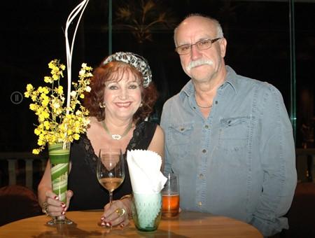 Elfi Seitz and Horst Mueller. (Pattaya Blatt)