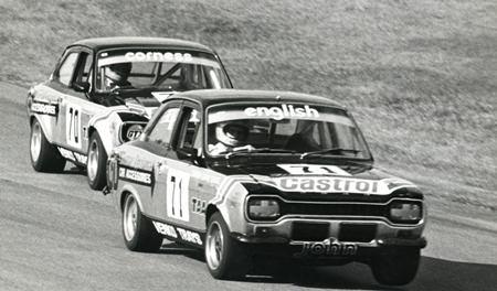 Escort MK 1 - Castrol Team 1978.