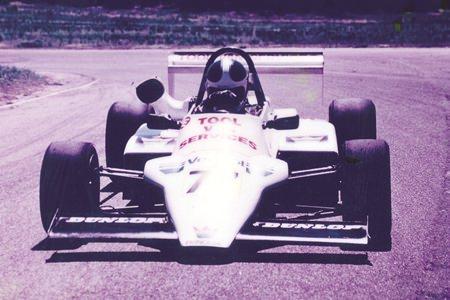 Formula II - Lakeside (QLD) 1989.