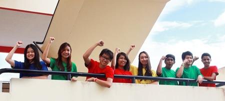 We did it! GIS's Year 10 mathematics' stars!