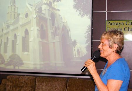 PCEC Chairman Pat Koester shares some photos of sites to be visited on the upcoming Loy Krathong trip to Sukhothai and Ayuthaya, on Nov 14-15.