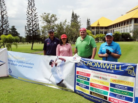 Many sponsors came onboard once again to provide much needed support for the tournament and charity.