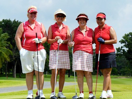 The annual Women With a Mission golf tournament, held at Phoenix Golf Club on October 19 proved to be another unqualified success.