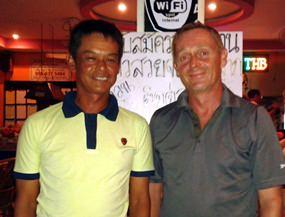 Wichai Tananusorn and Erik Reguinussen.