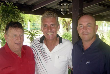 Thursday's top 3, Brian, Neil & Keith.