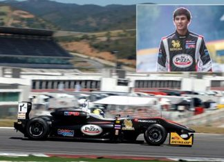 Local race driver Sandy Stuvik will have the opportunity to test out a GP2 car in Abu Dhabi next week with the Italian based Rapax Team.