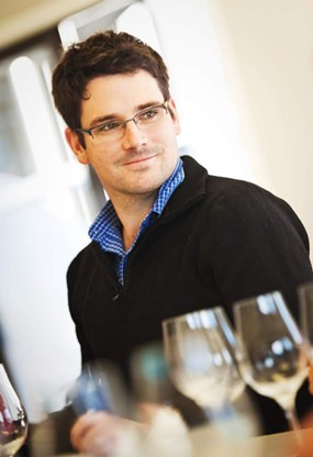 Peter Rogge - Monkey Bay Ambassador & Viticulture Manager.